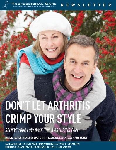 Don't Let Arthritis Crimp Your Style
