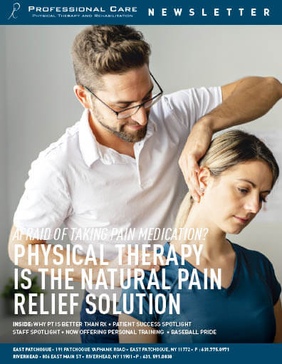 Natural Pain Relief Solution